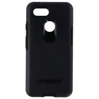 OtterBox Symmetry Series Hybrid Case for Google Pixel 3 Smartphone - Black