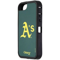 OtterBox Exterior Shell for iPhone SE/5s/5 Defender Series Cases - Oakland As
