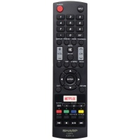 OEM Remote - Sharp GJ221-C for Select Hisense/Sharp TVs