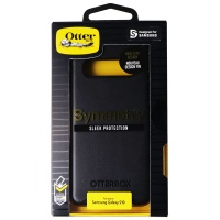 OtterBox Symmetry Series Case for Samsung Galaxy S10 - Black (77-61312)