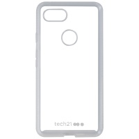 Tech21 Pure Clear Series Hybrid Case for Google Pixel 3 XL - Clear
