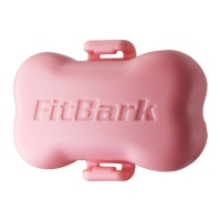 FitBark Dog Activity Monitor - Baby Pink (7001)