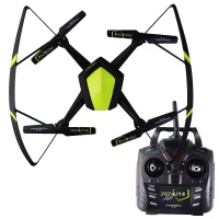 Protocol Dronium III AP - Wi-Fi Drone with Camera - Black/Green