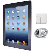 Apple iPad 2 Tablet (A1396) Wi-Fi + GSM Unlocked (US Only) - 16GB / Black