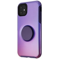 OtterBox + Pop Symmetry Series Case for Apple iPhone 11 - Violet Dusk