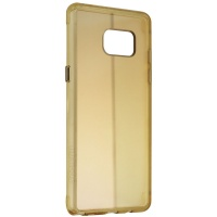 Qmadix C Series Hybrid Case for Samsung Galaxy Note7 - Clear / Gold