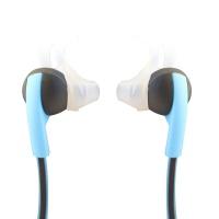 Simle Wireless Bluetooth In Ear Sport Earbuds - Black / Blue