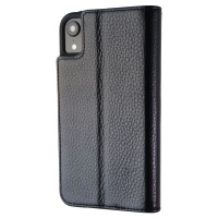 Case-Mate Wallet Folio Case for Apple iPhone XR - Black (With Button Covers)