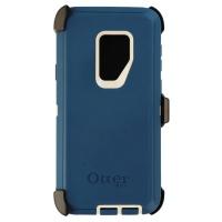 OtterBox Defender Series Case for Samsung Galaxy S9+ (Plus) - Blue/White Big Sur