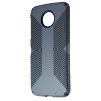 Speck Presidio Grip Case for Motorola Moto Z2 Force- Graphite Gray/Charcoal Gray