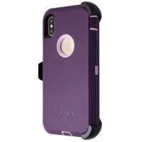 OtterBox Defender Case for iPhone XS Max - Purple Nebula (Orchid / Night Purple)