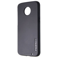 Incipio DualPro Series Dual Layer Case for Motorola Moto Z3 Play - Matte Black