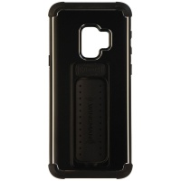 Scooch Wingman Series 5-in-1 Protective Case for the Samsung Galaxy S9 - Black