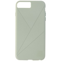 Verizon Textured Silicone Case for the Apple iPhone 7 Plus - Mint Green