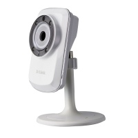 D-Link Day and Night Wi-Fi Camera - White DCS933L