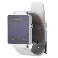 Garmin Vívoactive GPS Smartwatch - White (010-01297-01)