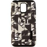 Incipio Dual Pro Series Protective Case Cover for Samsung Galaxy S5 - Delta Camo