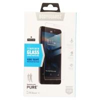 BodyGuardz Pure Series Premium Tempered Glass Screen for ZTE Maven 2 - Clear