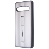 Samsung Rugged Protective Cover for Samsung Galaxy S10 5G - Silver