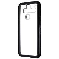 Speck Presidio V-Grip Series Hard Case for LG V50 ThinQ - Clear / Black