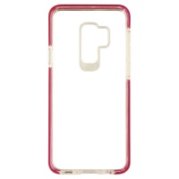 Gear4 Piccadilly Series Hybrid Hard Case for Galaxy S9+ (Plus) - Clear / Purple