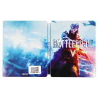 NO GAME INCLUDED - Battlefield V Collectible Steelbook Case
