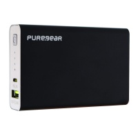 PureGear Pure Juice 10,000 mAh Portable Charger - Black