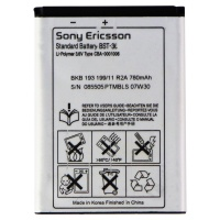 Sony Ericsson Rechargeable OEM 780mAh Battery (BST-36)