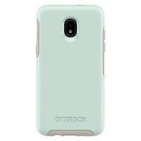 OtterBox Symmetry Case for Samsung Galaxy J3 / J3 V (3rd Gen) - Light Teal/Gray