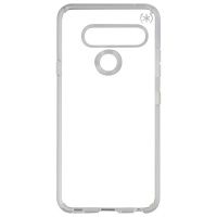 Speck Presidio Stay Clear Series Hard Case for LG V40 ThinQ - Clear