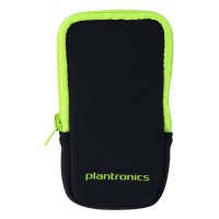 Plantronics Reversible Workout Arm Band Pouch for Small Smartphones - Neon Green