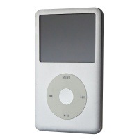 Apple iPod Classic (6th Generation) A1238 - 80GB / Silver