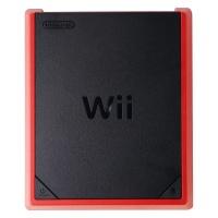 Nintendo Red Wii Mini Console W/ Accessories Bundle (RVL-201(USA))