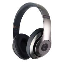 Beats by Dr. Dre Studio 2 Wireless Over-Ear Headphones - Titanium MHAK2AM/B