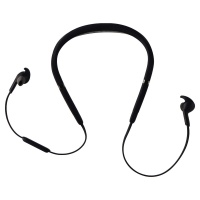 Jabra Elite 65e Wireless Neckband w/ Earbuds - Titanium Black - HSC070W