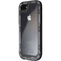 OtterBox Pursuit Series Case for Apple iPhone 8 / iPhone 7 - Clear/Black