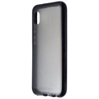 Tech21 Evo Check Series Gel Case for Samsung Galaxy A10e - Smokey Black