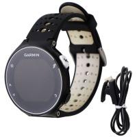 Garmin Forerunner 230 Performance GPS Running Watch - Black / White