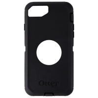 Replacement Outer Shell for iPhone 7/8 OtterBox + Pop Defender Phone Case- Black