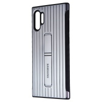 Samsung Rugged Protective Case for Galaxy Note10+ (Plus) - Silver