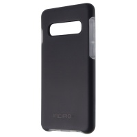 Incipio Aerolite Protective Phone Case for Samsung Galaxy S10 - Black / Clear