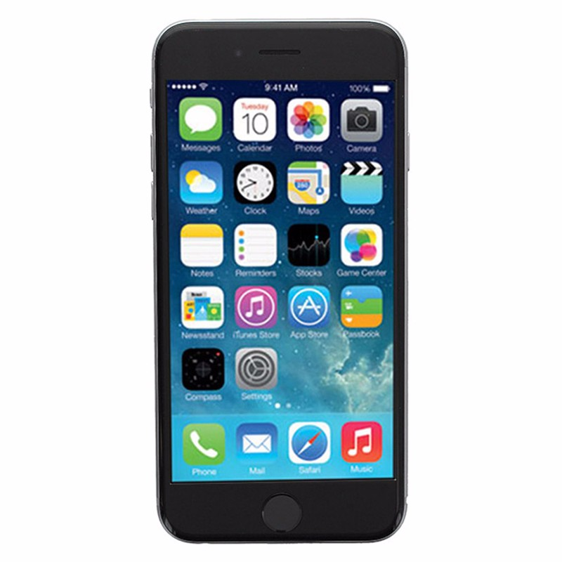 Apple iPhone 6 - 64GB - Space Gray (GSM Unlocked) Smartphone *A1549*