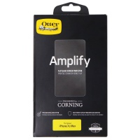 OtterBox Amplify Flat Glass Screen Protector for Apple iPhone XS Max - Clear