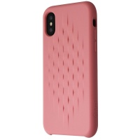 ARQ1 Impact Metric Series Phone Case for Apple iPhone Xs / X- Blush (Pink)