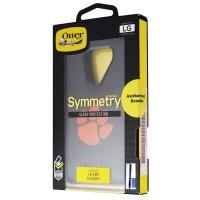 OtterBox Symmetry Case for LG V30 and V30+ (Plus) - Black/Clemson Football