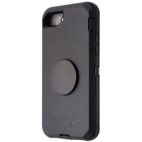 OtterBox + Pop Defender Series Phone Case for iPhone 7 / 8 - Black