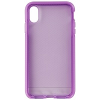 Tech21 Evo Check Series Gel Case for Apple iPhone Xs Max - Orchid Purple