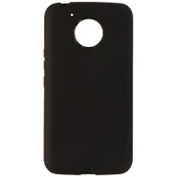 Verizon Heavy Duty Silicone Cover For Motorola Moto E4 Plus - Black