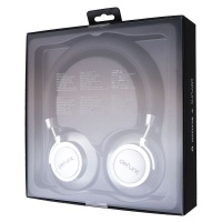 Defunc Plus D1031 Bluetooth Wireless Headset w/ Touch Control - Black