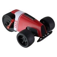 Sharper Image Phantom Racer Trike Remote Control Car for Kids - Red/Black